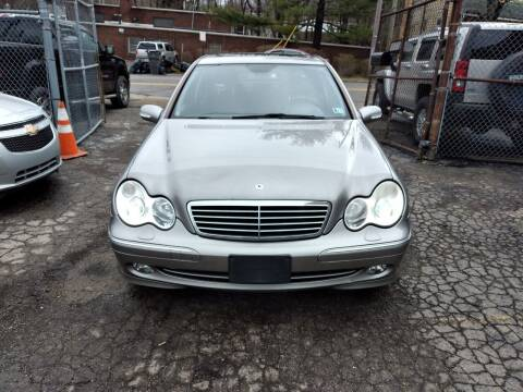 2003 Mercedes-Benz C-Class for sale at Six Brothers Auto Sales in Youngstown OH