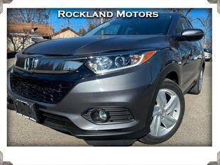 2019 Honda HR-V for sale at Rockland Automall - Rockland Motors in West Nyack NY
