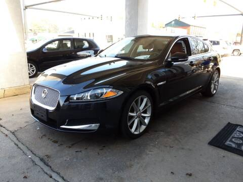 2015 Jaguar XF for sale at ROBINSON AUTO BROKERS in Dallas NC