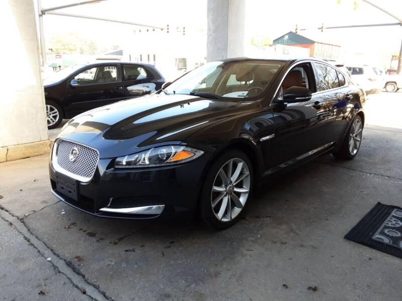 2015 Jaguar XF for sale at ROBINSON AUTO BROKERS in Dallas NC