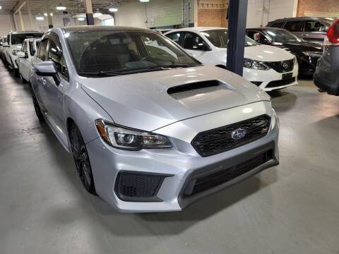2018 Subaru WRX for sale at AW Auto & Truck Wholesalers  Inc. in Hasbrouck Heights NJ