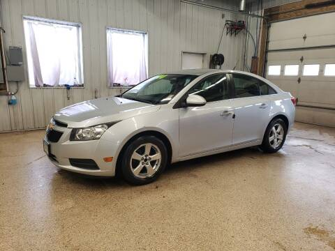 2012 Chevrolet Cruze for sale at Sand's Auto Sales in Cambridge MN