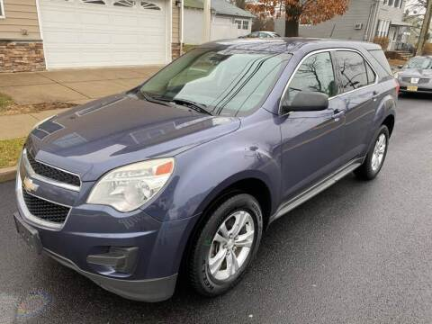 2014 Chevrolet Equinox for sale at Jordan Auto Group in Paterson NJ