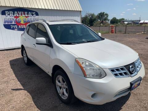 2011 Nissan Rogue for sale at Praylea's Auto Sales in Peyton CO