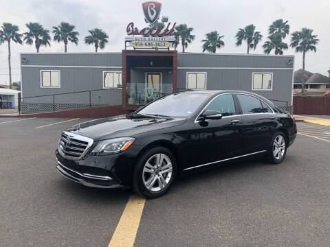 2018 Mercedes-Benz S-Class for sale at Barrett Auto Gallery in San Juan TX