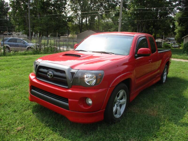 2005 Toyota Tacoma for sale at Dons Carz in Topeka KS