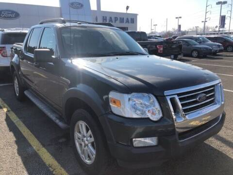 2010 Ford Explorer Sport Trac for sale at CHAPMAN FORD NORTHEAST PHILADELPHIA in Philadelphia PA
