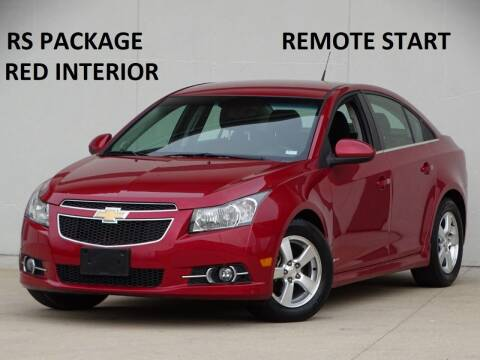 2011 Chevrolet Cruze for sale at Chicago Motors Direct in Addison IL