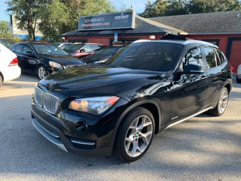 2014 BMW X1 for sale at Prime Auto Solutions in Orlando FL