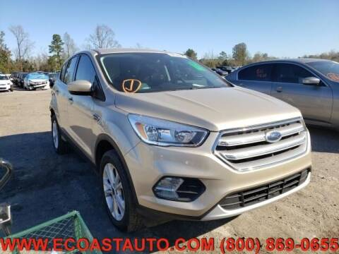 2017 Ford Escape for sale at East Coast Auto Source Inc. in Bedford VA