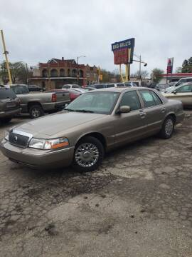 2003 Mercury Grand Marquis for sale at Big Bills in Milwaukee WI