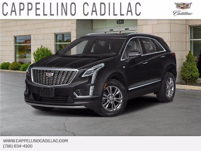 2022 Cadillac XT5 for sale at Cappellino Cadillac in Williamsville NY