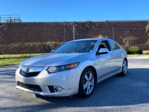2013 Acura TSX for sale at RoadLink Auto Sales in Greensboro NC