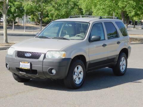 2007 Ford Escape for sale at General Auto Sales Corp in Sacramento CA