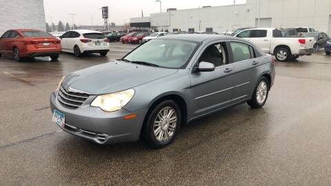 2007 Chrysler Sebring for sale at Cannon Falls Auto Sales in Cannon Falls MN
