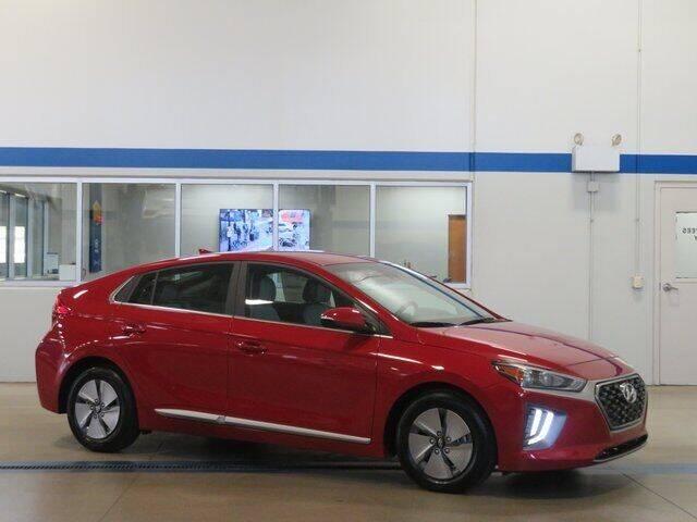 2022 Hyundai Ioniq Hybrid for sale in Noblesville, IN