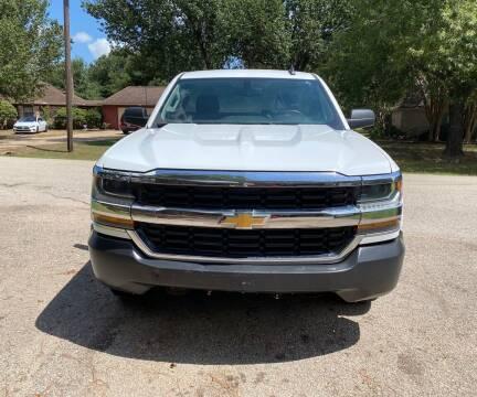 2016 Chevrolet Silverado 1500 for sale at CARWIN MOTORS in Katy TX
