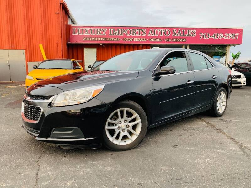 2014 Chevrolet Malibu for sale at LUXURY IMPORTS AUTO SALES INC in North Branch MN