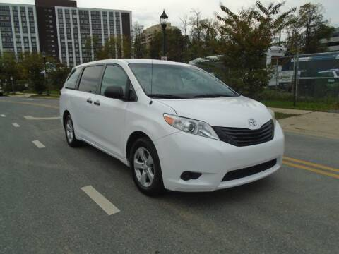 2011 Toyota Sienna for sale at Montrose Motors MD in Rockville MD