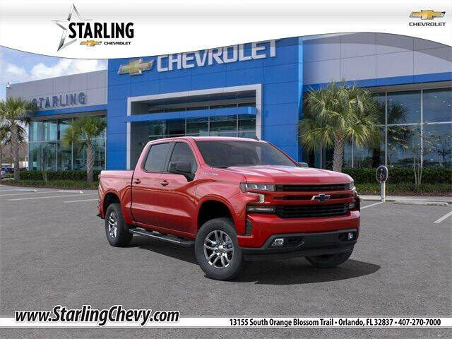 2021 Chevrolet Silverado 1500 for sale in Orlando, FL