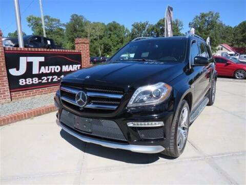 2015 Mercedes-Benz GL-Class for sale at J T Auto Group in Sanford NC