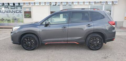 2020 Subaru Forester for sale at HomeTown Motors in Gillette WY