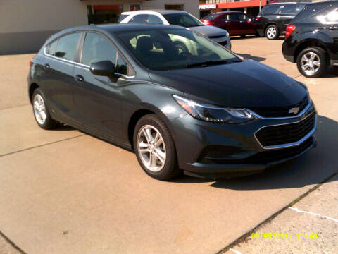 2018 Chevrolet Cruze for sale at Fred Elias Auto Sales in Center Line MI