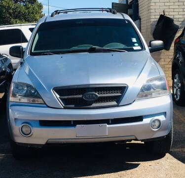2005 Kia Sorento for sale at First Class Motors in Greeley CO