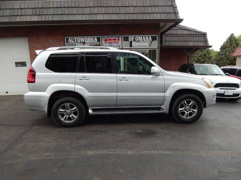 2006 Lexus GX 470 for sale at AUTOWORKS OF OMAHA INC in Omaha NE