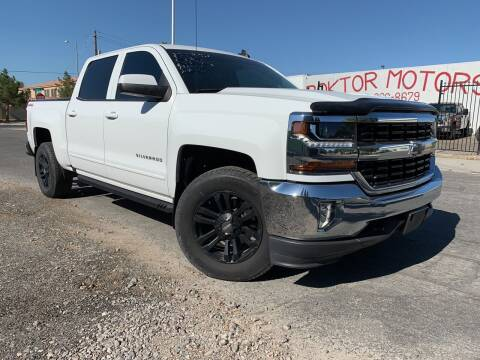 2016 Chevrolet Silverado 1500 for sale at Boktor Motors in Las Vegas NV