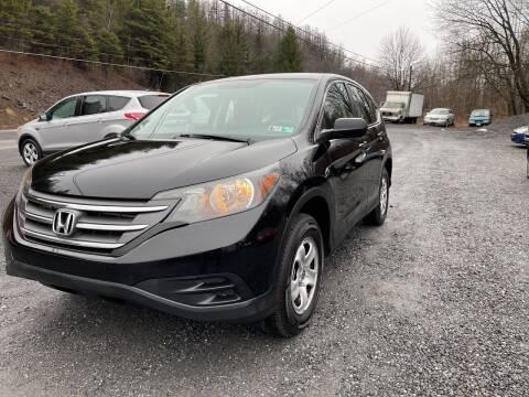 2014 Honda CR-V for sale at JM Auto Sales in Shenandoah PA