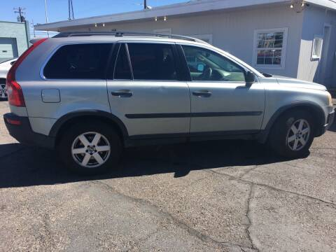 2005 Volvo XC90 for sale at Major Motors in Twin Falls ID