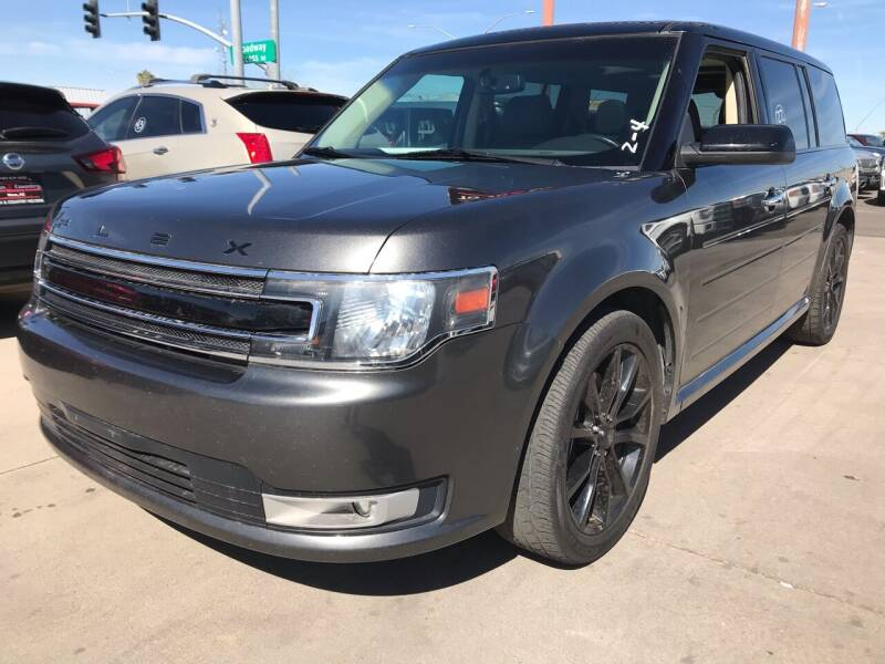 2016 Ford Flex for sale at Town and Country Motors in Mesa AZ
