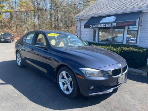 2013 BMW 3 Series for sale at Clear Auto Sales 2 in Dartmouth MA