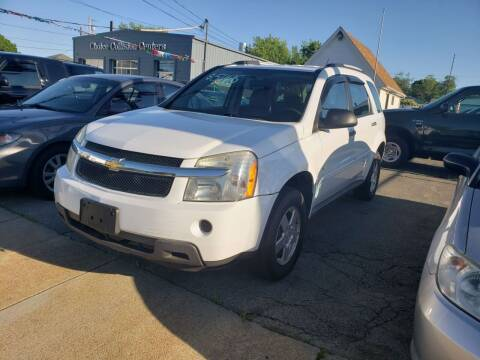 2007 Chevrolet Equinox for sale at Bob Luongo's Auto Sales in Fall River MA