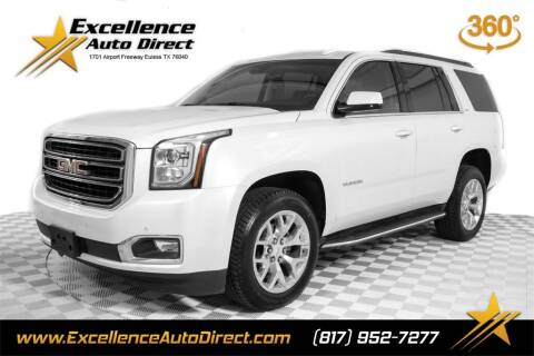 2017 GMC Yukon for sale at Excellence Auto Direct in Euless TX