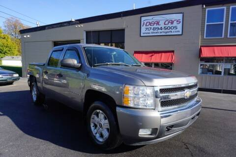 2007 Chevrolet Silverado 1500 for sale at I-Deal Cars LLC in York PA