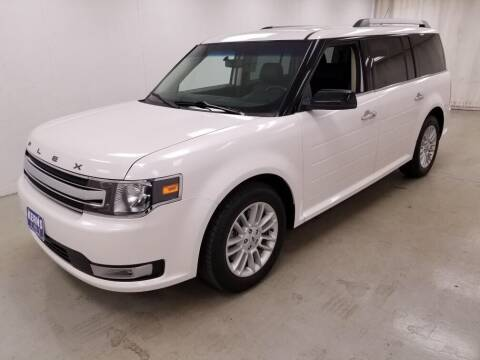 2018 Ford Flex for sale at Kerns Ford Lincoln in Celina OH