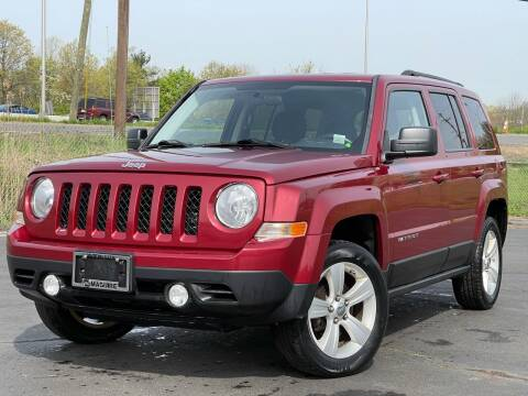 2012 Jeep Patriot for sale at MAGIC AUTO SALES in Little Ferry NJ