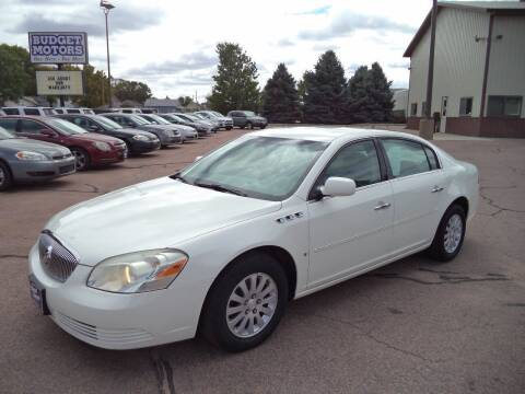 2007 Buick Lucerne for sale at Budget Motors - Budget Acceptance in Sioux City IA