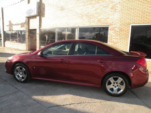 2009 Pontiac G6 for sale at Kingdom Auto Centers in Litchfield IL