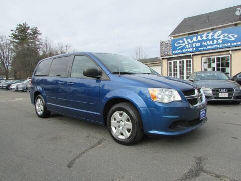 2011 Dodge Grand Caravan for sale at Shuttles Auto Sales LLC in Hooksett NH