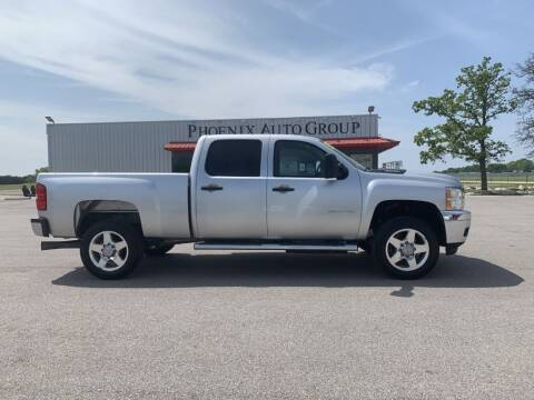 2012 Chevrolet Silverado 2500HD for sale at PHOENIX AUTO GROUP in Belton TX