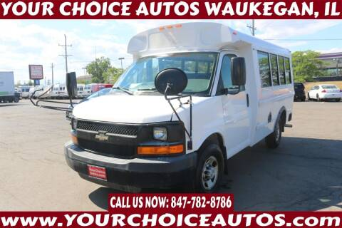 2009 Chevrolet Express Cutaway for sale at Your Choice Autos - Waukegan in Waukegan IL