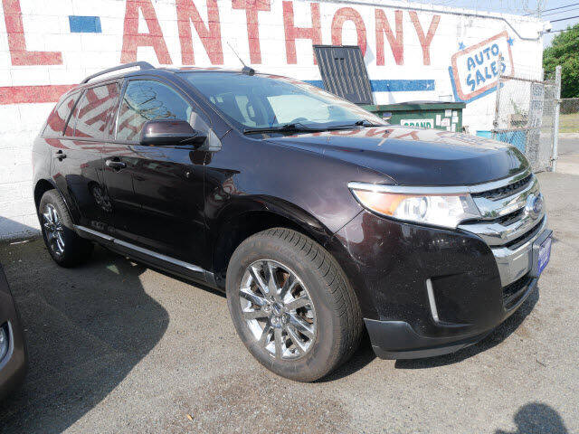 2013 Ford Edge for sale at MICHAEL ANTHONY AUTO SALES in Plainfield NJ