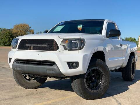 2014 Toyota Tacoma for sale at AUTO DIRECT Bellaire in Houston TX