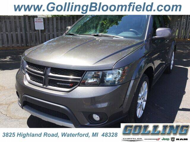 2015 Dodge Journey for sale in Waterford, MI