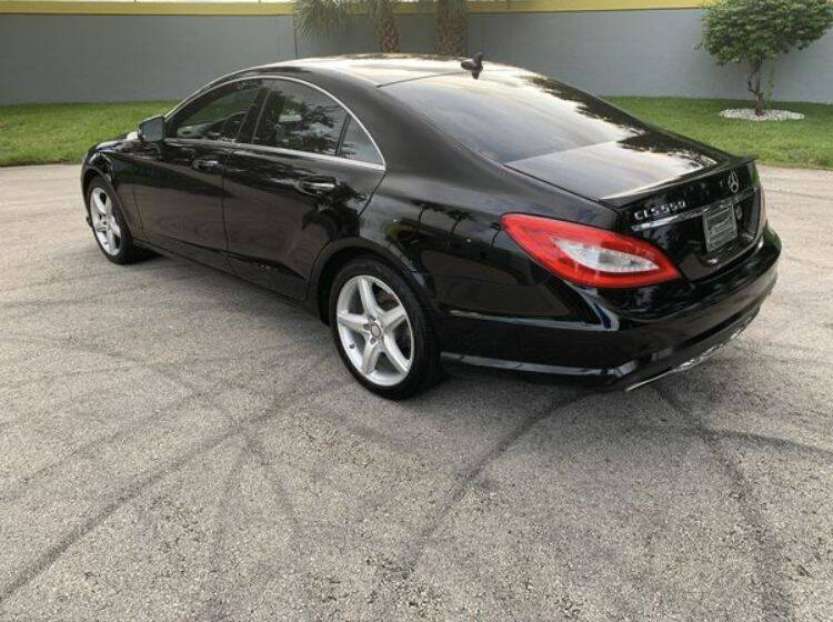 2014 Mercedes-Benz CLS CLS 550 4dr Sedan - Deerfield Beach FL
