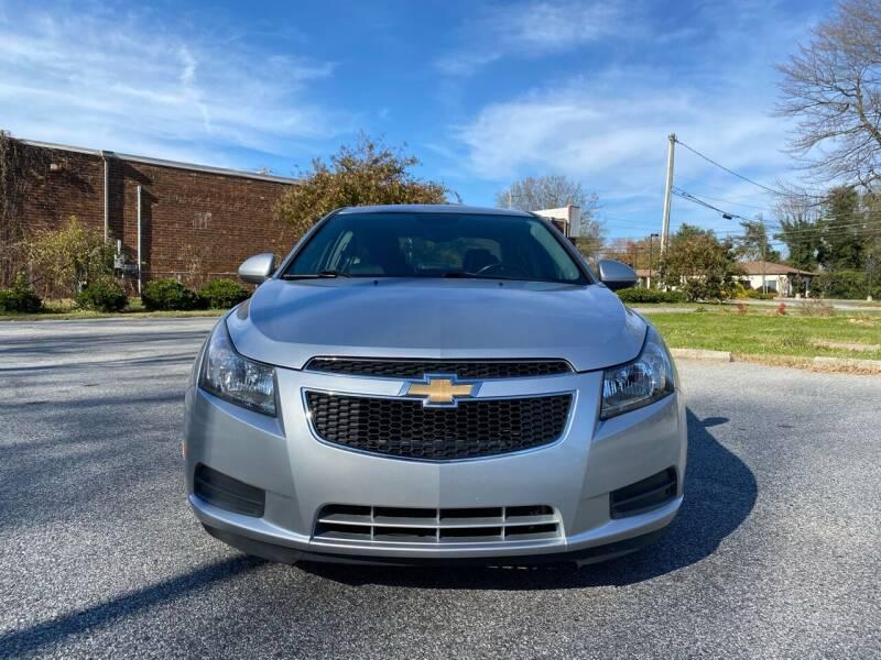 2014 Chevrolet Cruze for sale at RoadLink Auto Sales in Greensboro NC