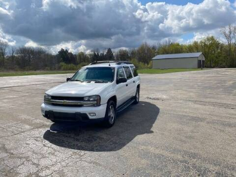2006 Chevrolet TrailBlazer EXT for sale at Caruzin Motors in Flint MI